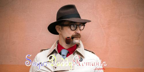 Om cu țeavă detectivă